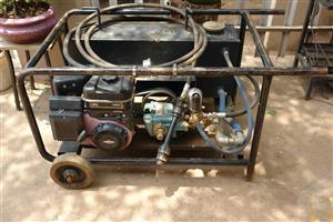 High Pressure Engine Cleaner