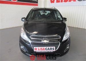 2013 Chevrolet Spark 1.2 LS