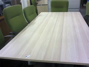 BOARDROOM TABLES x 25 used