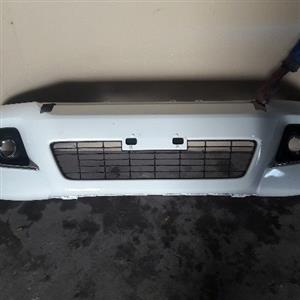 Toyota hulux front bumper OEM