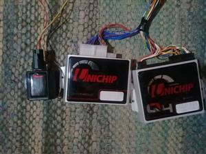 3 x Unichip Q4 DVD