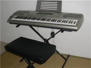 card slot Tremolo Electric Piano with 620 tones including 50 drawbar organ tones