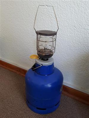 Groot gas lamp for sale