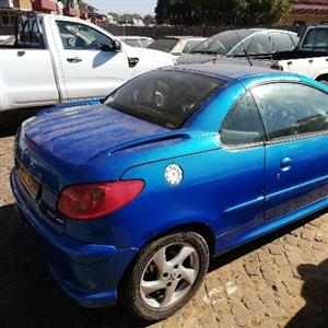 2005 Peugeot 206 Choose for me
