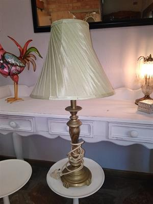Brass lamp for sale