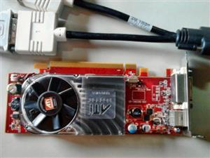 Radeon ATI 256 Graphics Card.