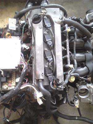 Toyota Avensis 1AZ 2.0i engine for sale