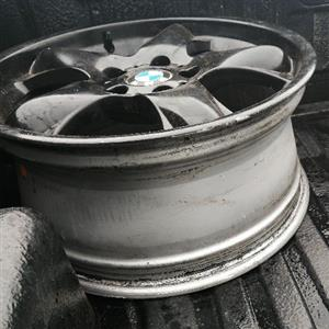 BMW original X5 rims