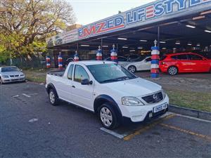 2009 Nissan NP200 1.6i