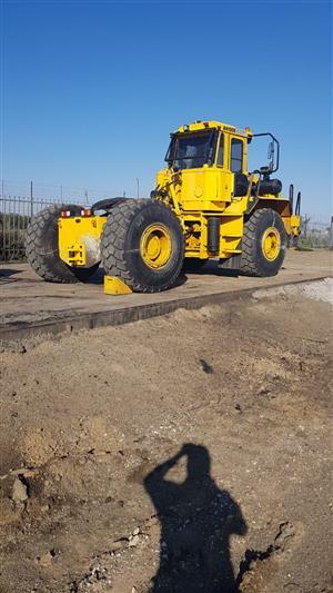 Dezzi Tow tractor