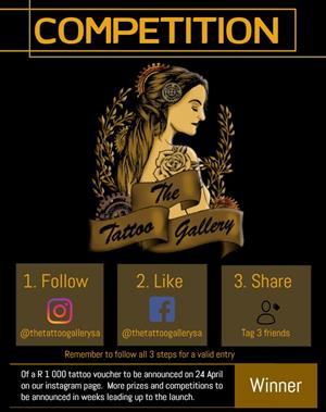 The Tattoo Gallery Competition