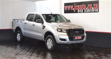2017 Ford Ranger 2.2 double cab Hi Rider XL