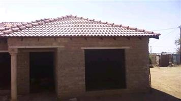 We do roofing