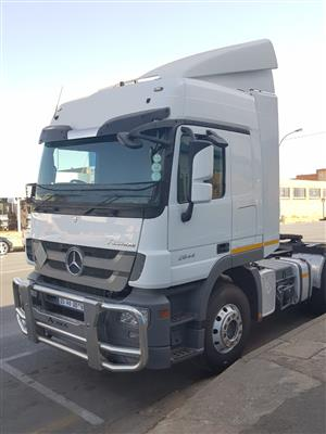 Merc Actros selling fast