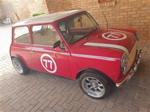 1977 Mini Clubman Cooper
