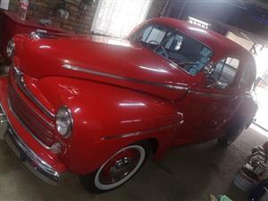 1948 Chevrolet Super Deluxe