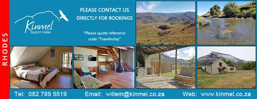 STUNNING HOLIDAY ACCOMMODATION IN SOUTH AFRICA
