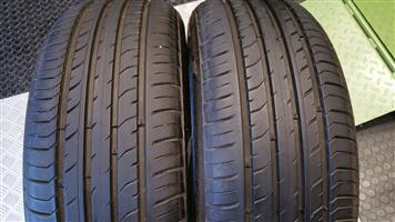 215/65R16 PIRELLI TYRES FOR SALE