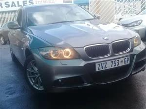 2010 BMW 3 Series 320d Dynamic