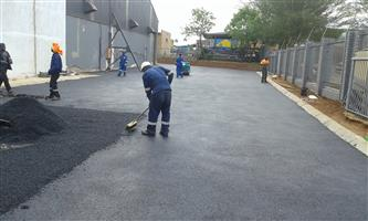 Paving and Tar Surfaces