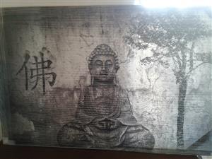 BUDDHA - CANVAS PRINT