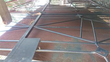 Gate 3x2m