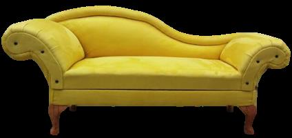 PERILLI Chaise Couch - Full Side Arm