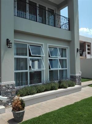 Aluminium Windows, Doors, Glazed Glass