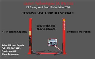 2 Post Hydraulic Hoist/Lift  Special!