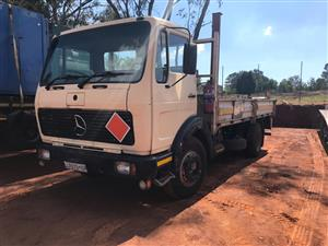 Mercedes 1214 with dropside,8 Ton Truck