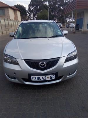 2004 Mazda 3 Mazda 1.6 Original