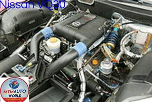 Imported used  NISSAN MAXIA 3.0L, VQ30 engine Complete