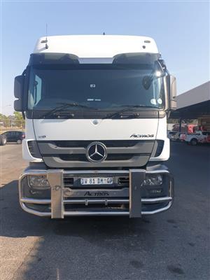 Mercedes Actros 2650 LS/33