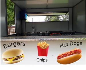 Food trailer;  kitchen trailer best price