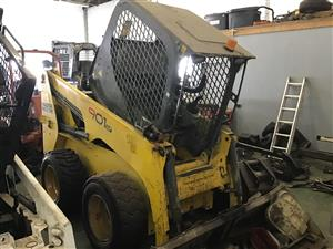 2015 Wacker Neuson high flow Skidsteer loader for sale