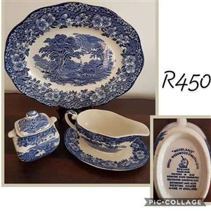 Woodland wedgewood china for sale