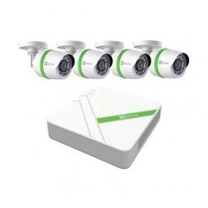 EZVIZ 4 Channel 4x Camera Security Kit
