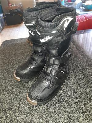 Kids MX Boots