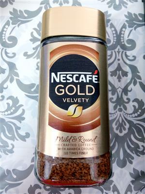 Nescafe Gold Velvety 200g