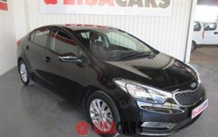 2014 Kia Cerato 1.6 EX 4 door