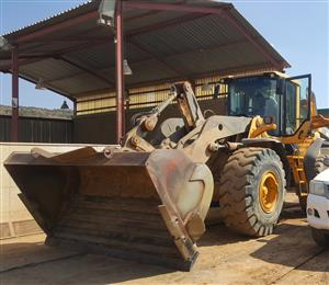 Volvo L110F Frontend Loader Used