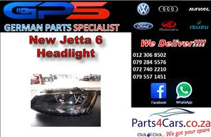New VW Jetta Headlight for Sale