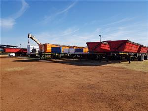 Various Trailers for sale.