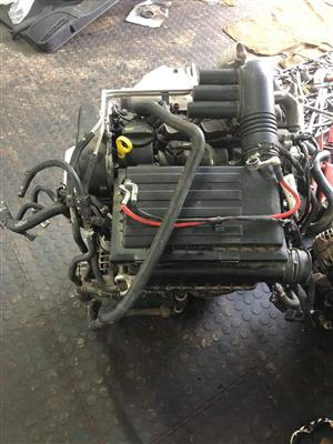 VW Polo 6 TSI CJZ Complete Engine For Sale
