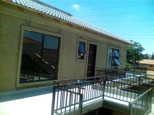 Renting out a modern safe and room with en-suite in Protea North.