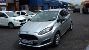 2016 Ford Fiesta 1.6TDCi 3 door Trend