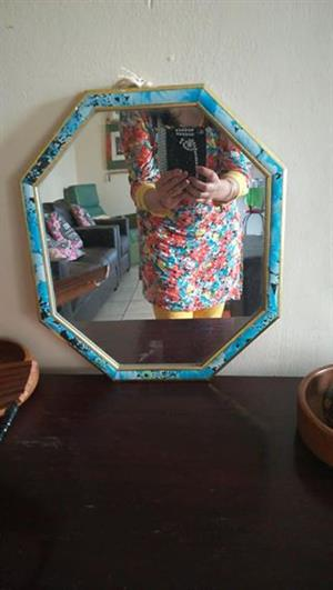 Framed mirror for sale