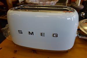 4 Slice Smeg Toaster