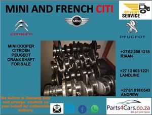mini cooper r60 crankshaft for sale