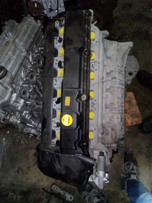 BMW 325i DOUBLE VANOS STRAIGHT 6 RECON HEAD,BLOCK AND SUMP FOR SALE